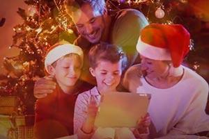 Conecta tu vida en esta navidad