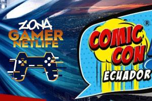 Comic con - Netlife