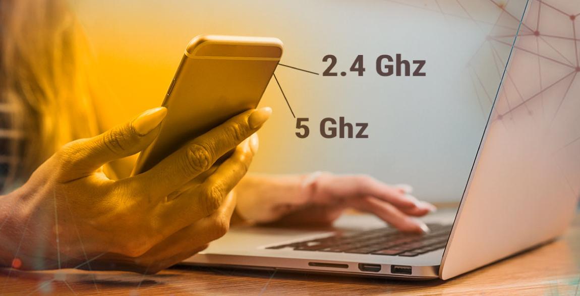 TECNOLOGÍA DUAL BAND 2.4 GHZ / 5GHZ